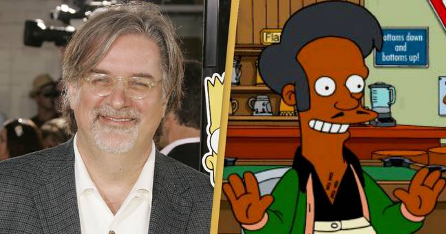 The Simpsons Creator Says He 'Didn't Have Problem' With White Actor Voicing Apu