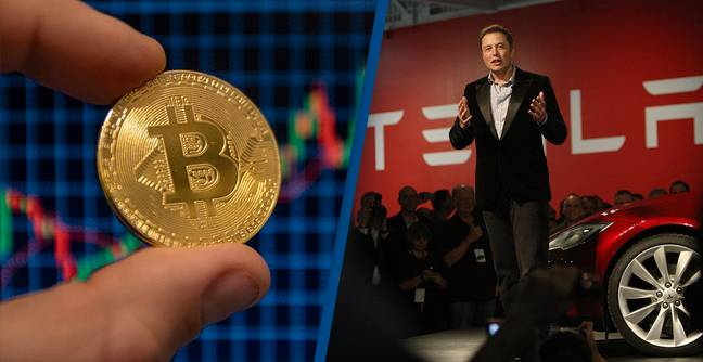 Bitcoin Price Hits Record High After Tesla Buys $1.5 Billion Worth