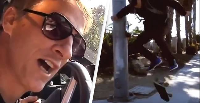 Tony Hawk Once Drove Around Giving Free Stuff To Skaters If They Landed A Kickflip