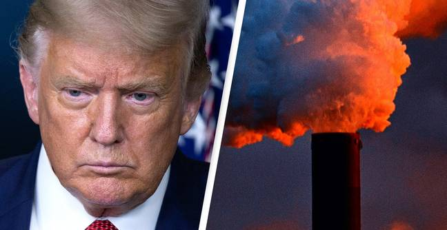 Trump's Environmental Policies Caused At Least 22,000 Excess Deaths, Report Says