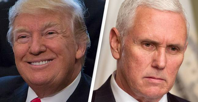 Trump Attacked Pence Over Twitter Just After Learning His VP's Life Was In Danger