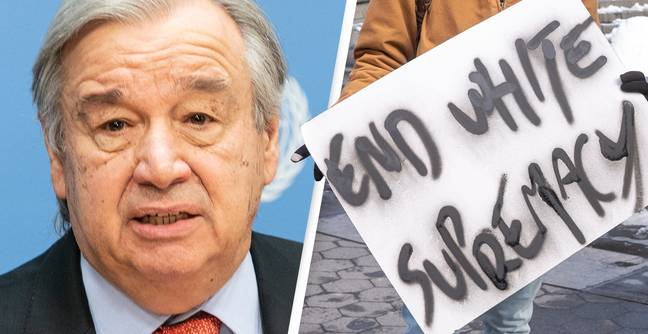White Supremacy Is A Global Threat, UN Chief Warns