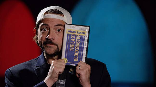 Blockbuster Kevin Smith