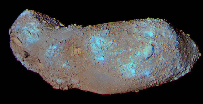 Water And Organic Material Discovered On Asteroid For First Time Ever