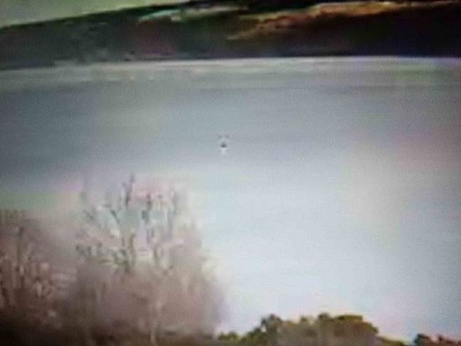 Loch Ness Monster Spotted For Fourth Time This Year