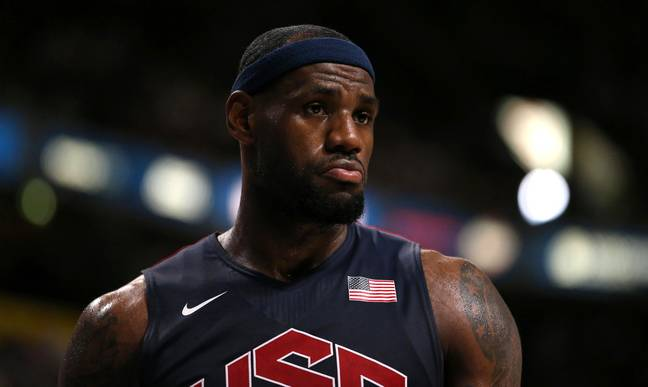 LeBron James Says He Will Never Just 'Shut Up' And 'Stick To Sports'