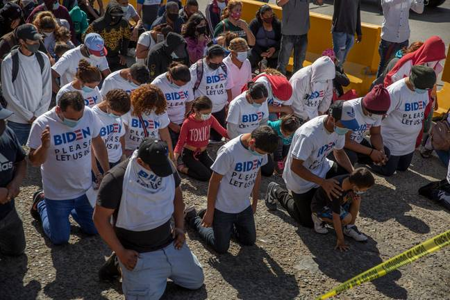 Over 800 Unaccompanied Migrant Children Are Being Held Longer Than Is Legal