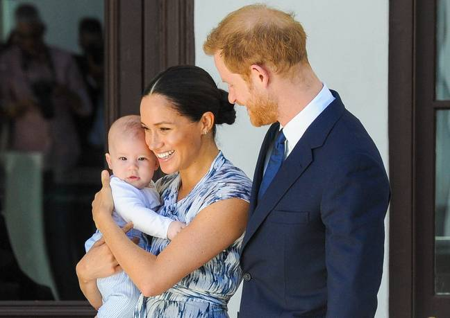 Meghan and Harry (PA Images)