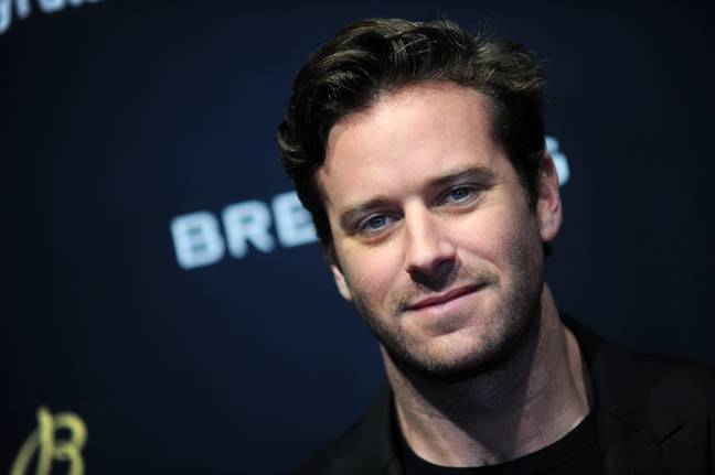 Woman Claims Armie Hammer Violently Raped Her For Four Hours