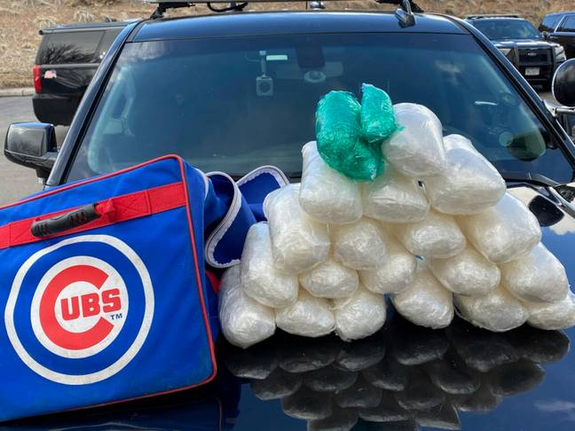 Baseball Player Who Had 21 Pounds Of Meth In His Bag Arrested