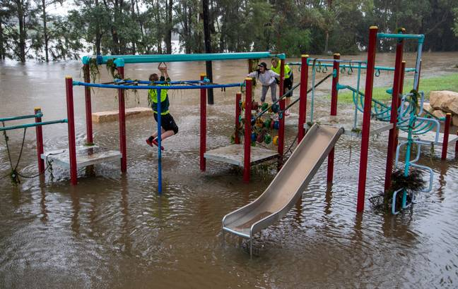 New South Wales floods