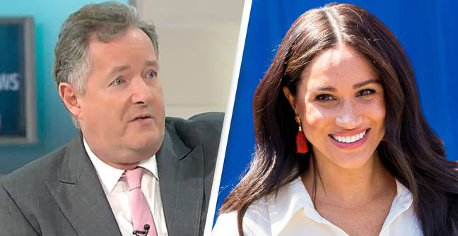 Piers Morgan Doubles Down On 'Sickening' Meghan Markle Claims After Leaving GMB