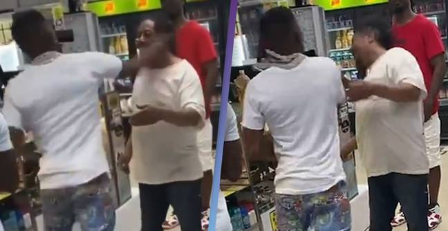 Rapper Boosie Badazz Pays Guy $500 So He Can Brutally Slap Him For Music Video