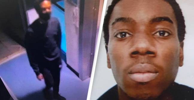 Met Police Release New CCTV Images Of Missing Student In Bid To Find Him