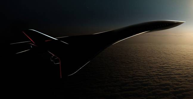 NASA Supersonic Jet Will Take You Anywhere On The Planet 'Within Three Hours'