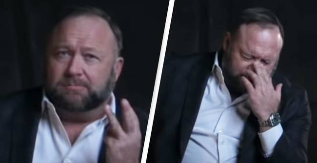 Alex Jones Wishes He 'Never Would Have F*cking Met Trump' In Leaked Video