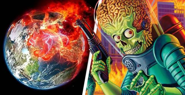 15% Of Brits Think Aliens Will Dominate The Earth In 20 Years