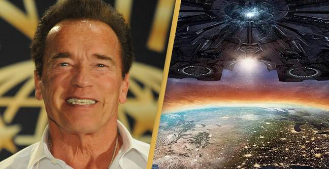 Arnold Schwarzenegger Voted Guy To Be Put In Charge If Aliens Invade The Planet