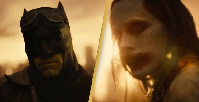 Justice League Fans Say Ben Affleck And Jared Leto Scene The 'Best Batman and Joker Interaction Ever'