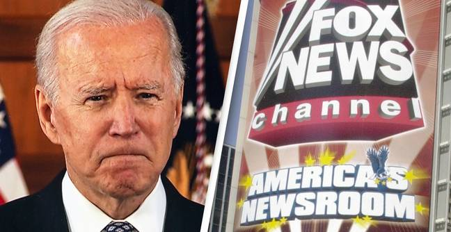 Biden Completely Ignores Fox News At His First White House Press Conference
