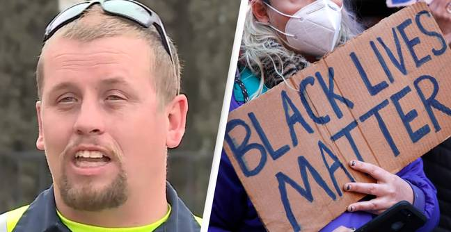 Man Criticised For Not Wanting His Daughter To Be Taught About Black Lives Matter