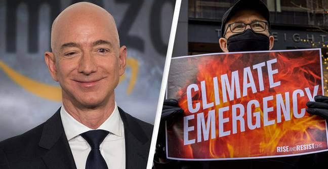 Jeff Bezos Says He'll Spend $10 Billion On Climate Change By 2030