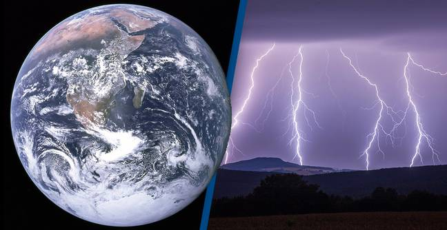 Lightning Strikes More Than A Billion Years Ago May Have Sparked Life On Earth