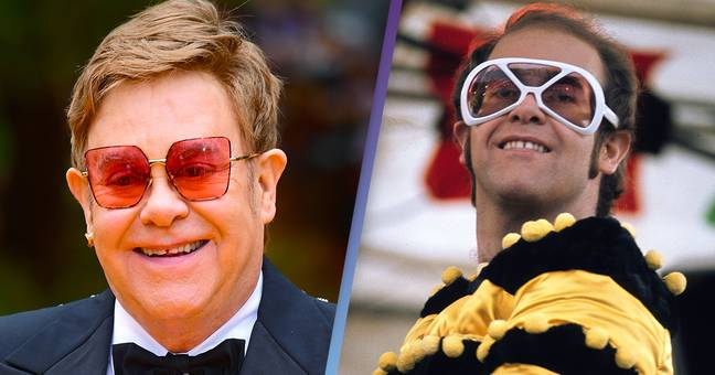 At 74, Sir Elton John Is More Iconic Than Ever