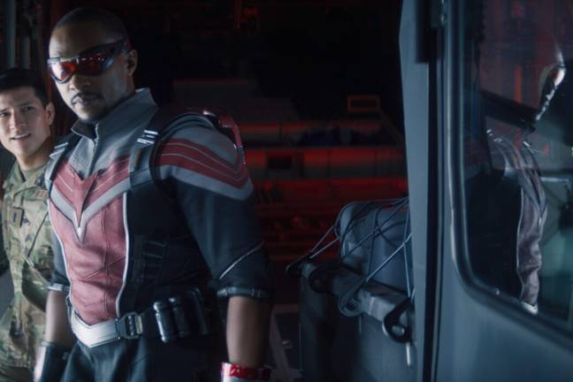 The Falcon And The Winter Soldier Episode 2: Squabbling Super-Soldiers In Couples Therapy, What's Not To Love?