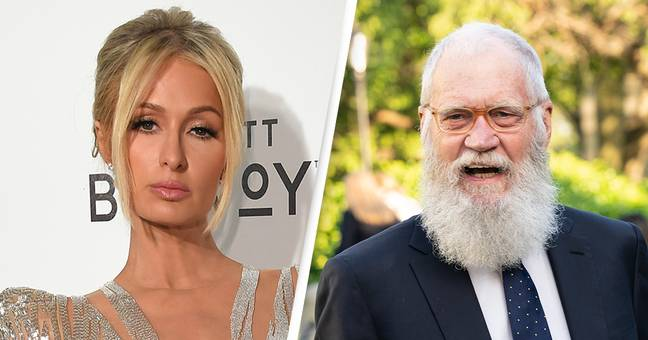 Paris Hilton Says David Letterman 'Purposefully Humiliated' Her During 2007 Interview