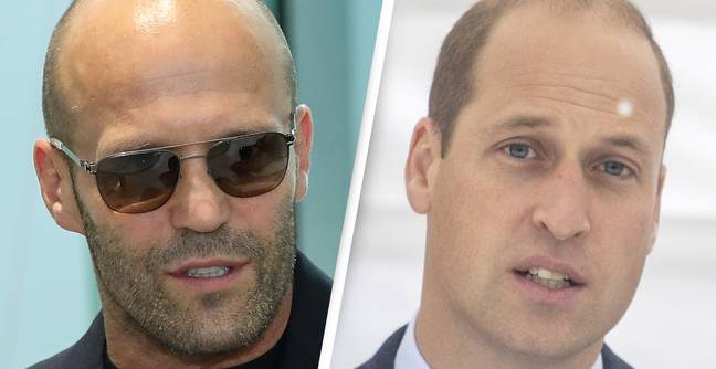 Jason Statham Fans Demand Justice After Prince William Named Sexiest Bald Man