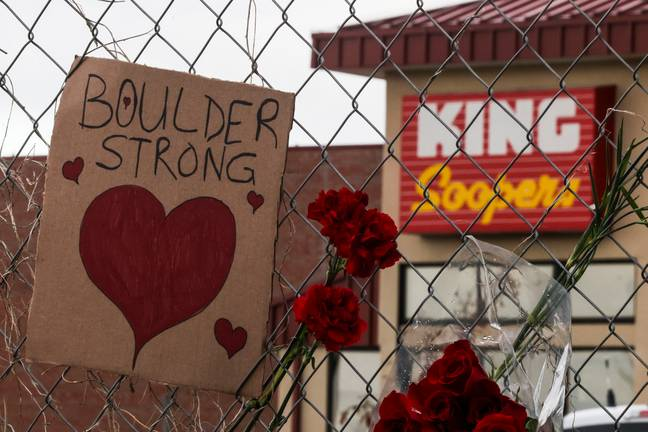 10 people died in Boulder. (PA Images)