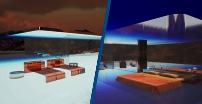 World's First Digital NFT Home, 'Mars House,' Sells For $500,000