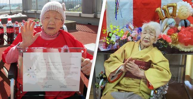 World's Oldest Living Person, 118, Will Carry Olympic Flame In Japan