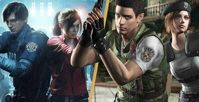 Resident Evil Movie Officially Titled Welcome To Raccoon City
