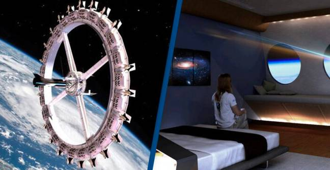 Space Hotel Will Cost $5 Million For A Three And Half Day Trip