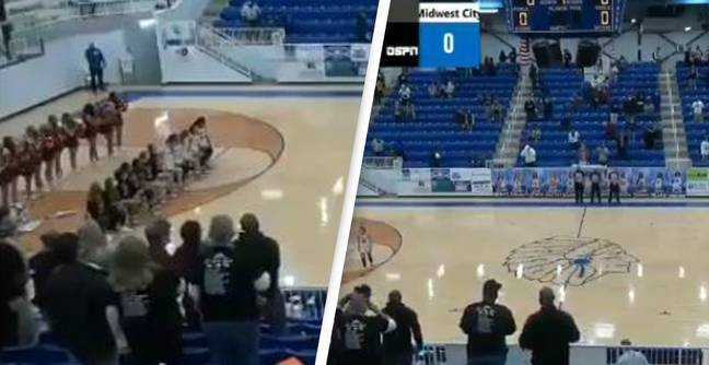 Sports Announcer Filmed Calling Student Athletes N-Word After They Knelt During Anthem