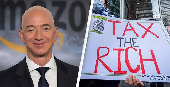 Jeff Bezos Would Pay Over $5 Billion A Year Under Proposed US Tax Plan