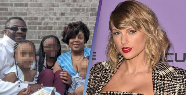 Taylor Swift Donates $50,000 To Mother-Of-Five Whose Husband Died Of COVID
