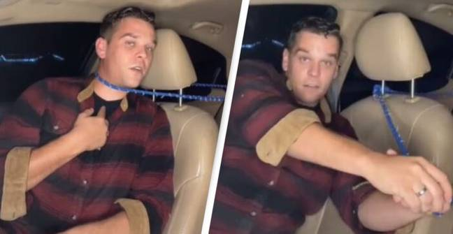 Man Shares Life-Saving Technique That Will Help If Attacker Grabs You From Inside Car