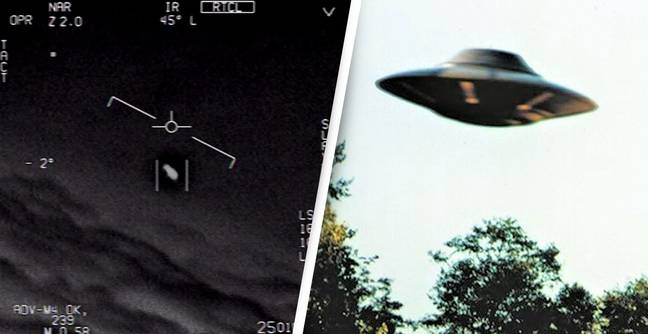 More Than 10% Of The UK Public Have Seen A UFO