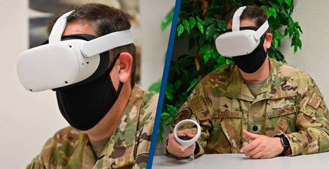 US Air Force Tries To Prevent Soldier Suicides With Virtual Reality Experiments