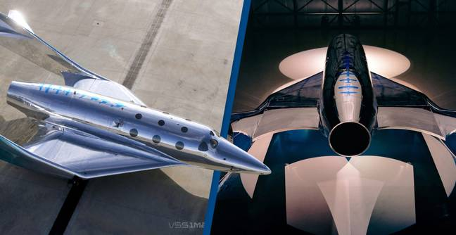 Virgin Galactic Unveils First Of Its Next-Generation Spaceships
