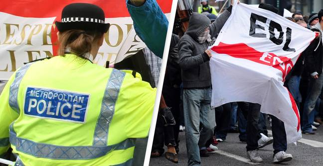 Number Of White People Arrested Over Terror Offences Rises 7% On Last Year