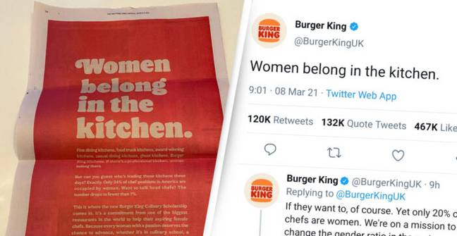 Burger King Reportedly Paid $65,000 For 'Tone Deaf' Ad Promoting $25,000 Scholarships