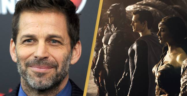 Zack Snyder On Justice League, R-Rated Superheroes And His DCEU Future