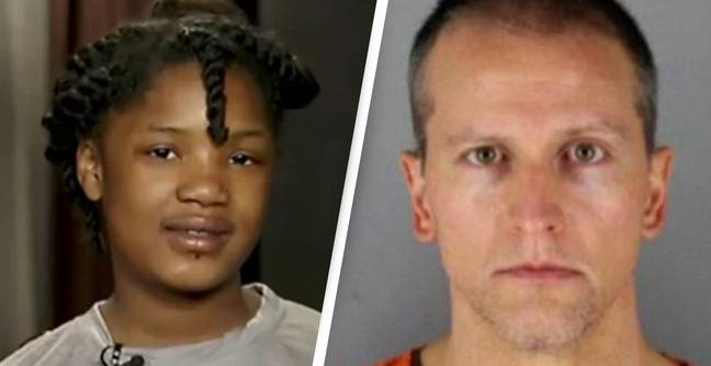 10-Year-Old Girl Who Witnessed George Floyd's Death Says She's 'Proud' She Helped Convict Derek Chauvin