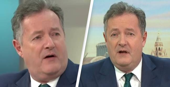 Piers Morgan Says He's Been Given Back His Job On Good Morning Britain