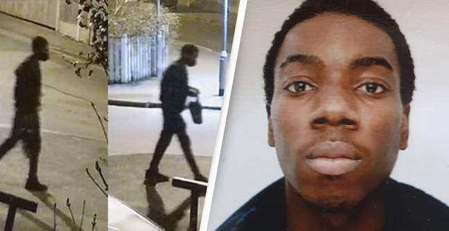 Missing Student Richard Okorogheye Confirmed Sighted In New CCTV Image