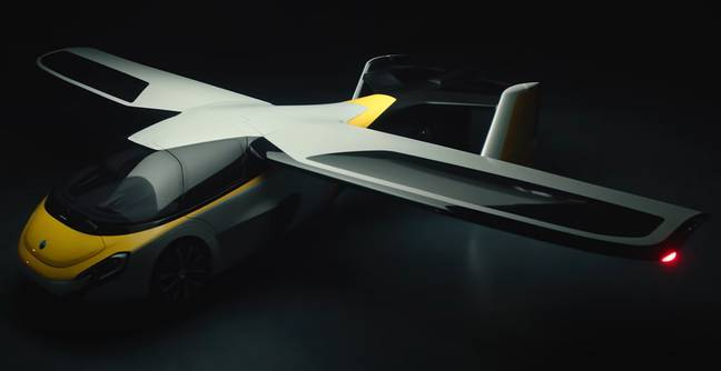 Flying Cars To Be Available For Purchase By 2023